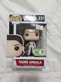 Padme Amidala ECCC Sticker Funko Pop