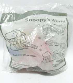 Snoopy史努比 太空人玩具