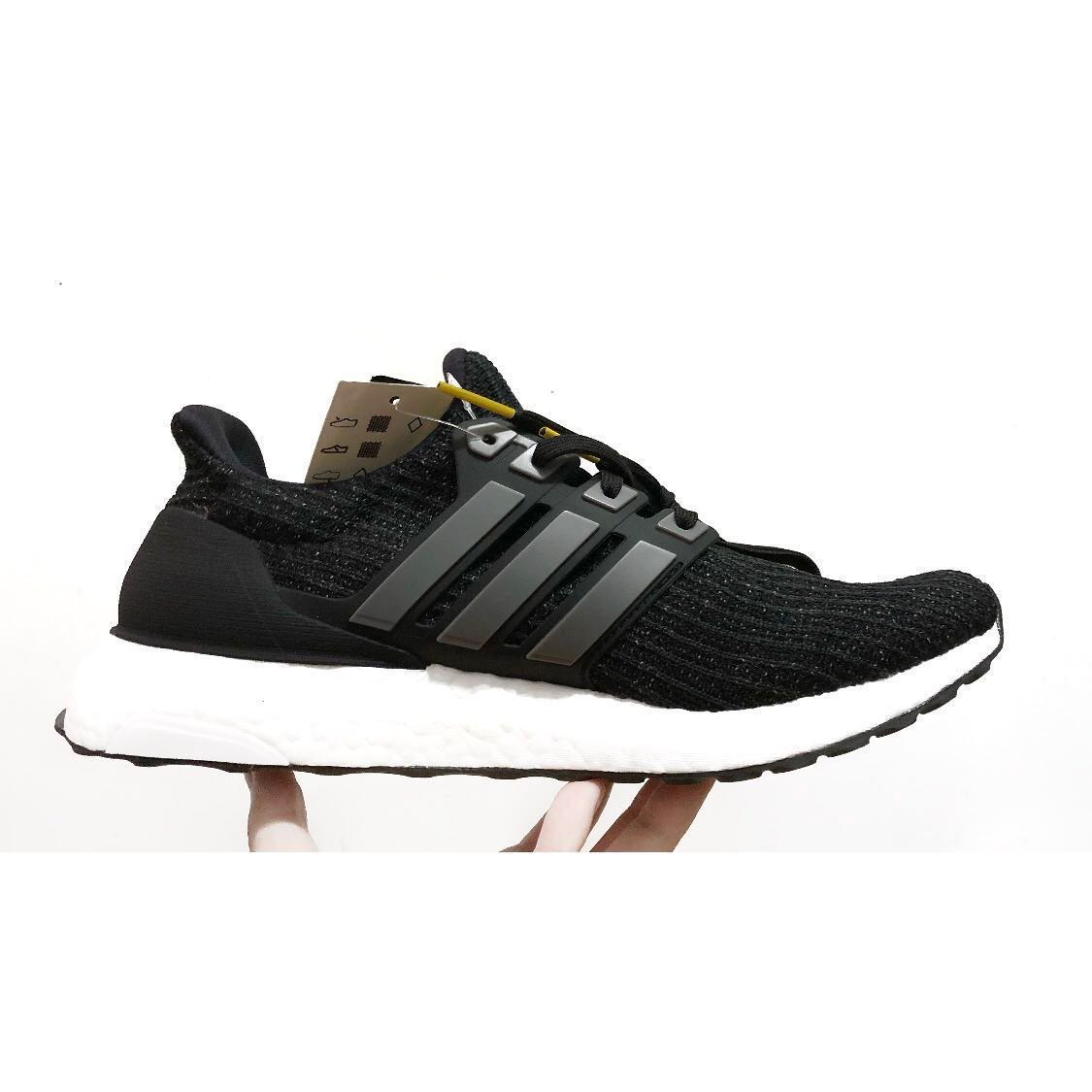 07c5dee27776a 🎉 UNUSED Adidas Ultraboost 4.0 LTD Black 5th Anniversary BB6220 ...