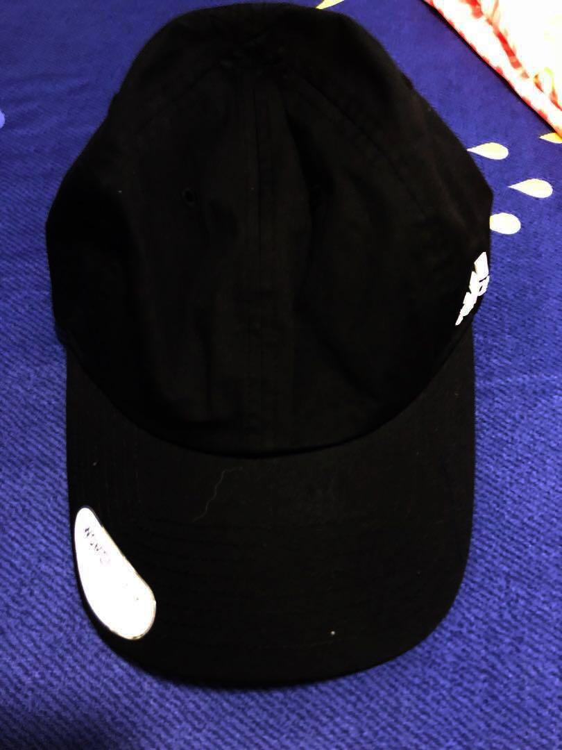 Adidas black cap (authentic) 1c87f8078961