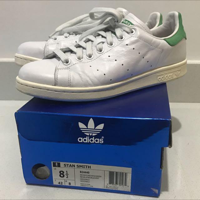 the latest 831d8 5dab0 Adidas Stan Smith X American Dad, Men's Fashion, Footwear ...