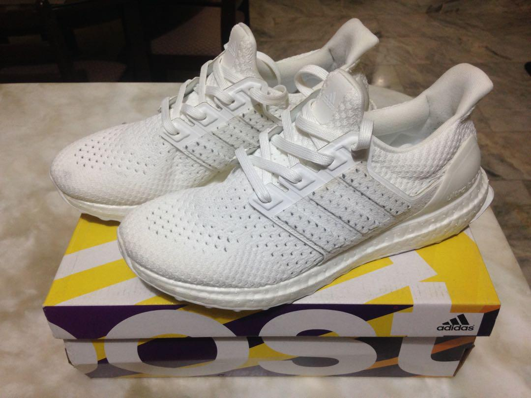 online retailer c9370 2d2c5 ADIDAS ULTRABOOST CLIMACOOL (OEM) on Carousell