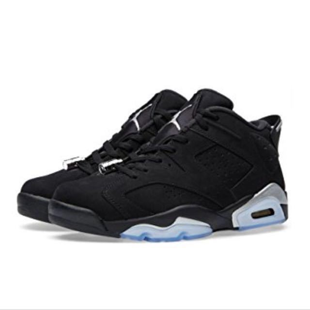 huge selection of 395cf 50bb3 Air Jordan 6 Retro Low Chrome