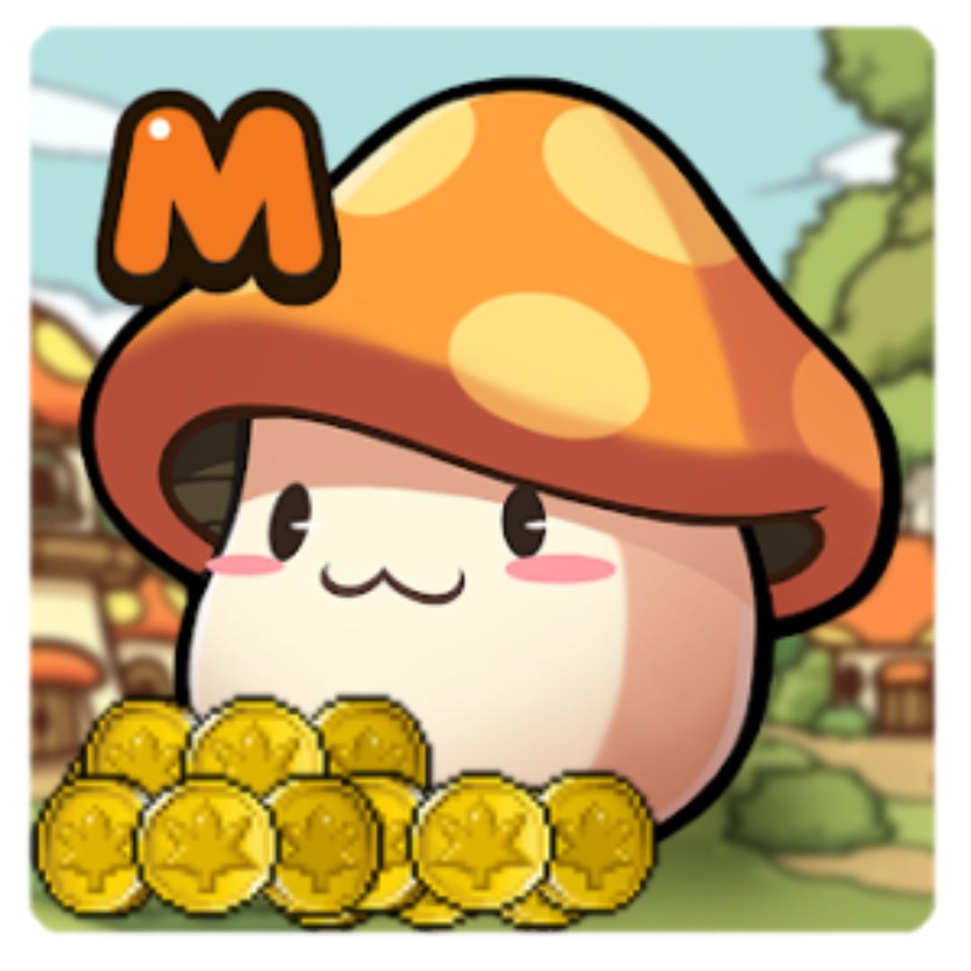 [Asia 2 Zenith ] Meso for Sale. MapleStory M
