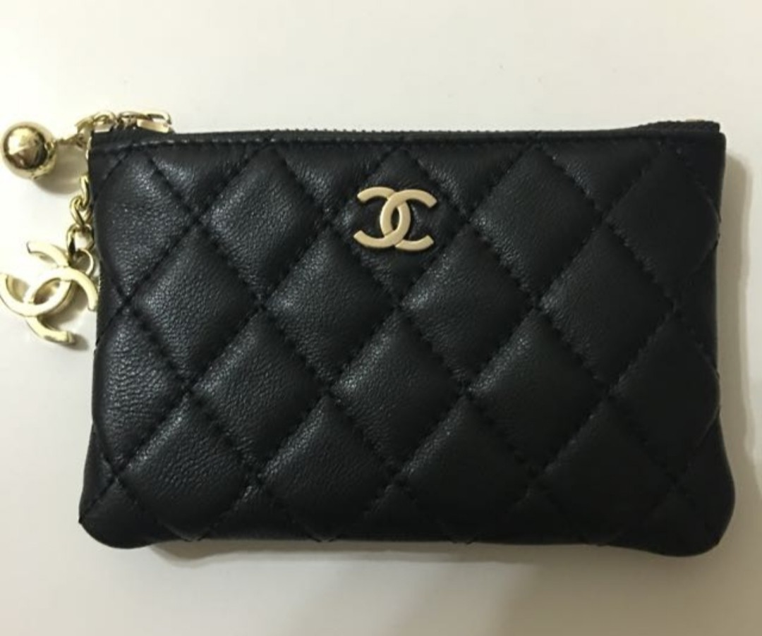 aa9cf6702884f6 BN Authentic 2016 Chanel Pouch VIP Gifts, Luxury, Bags & Wallets ...