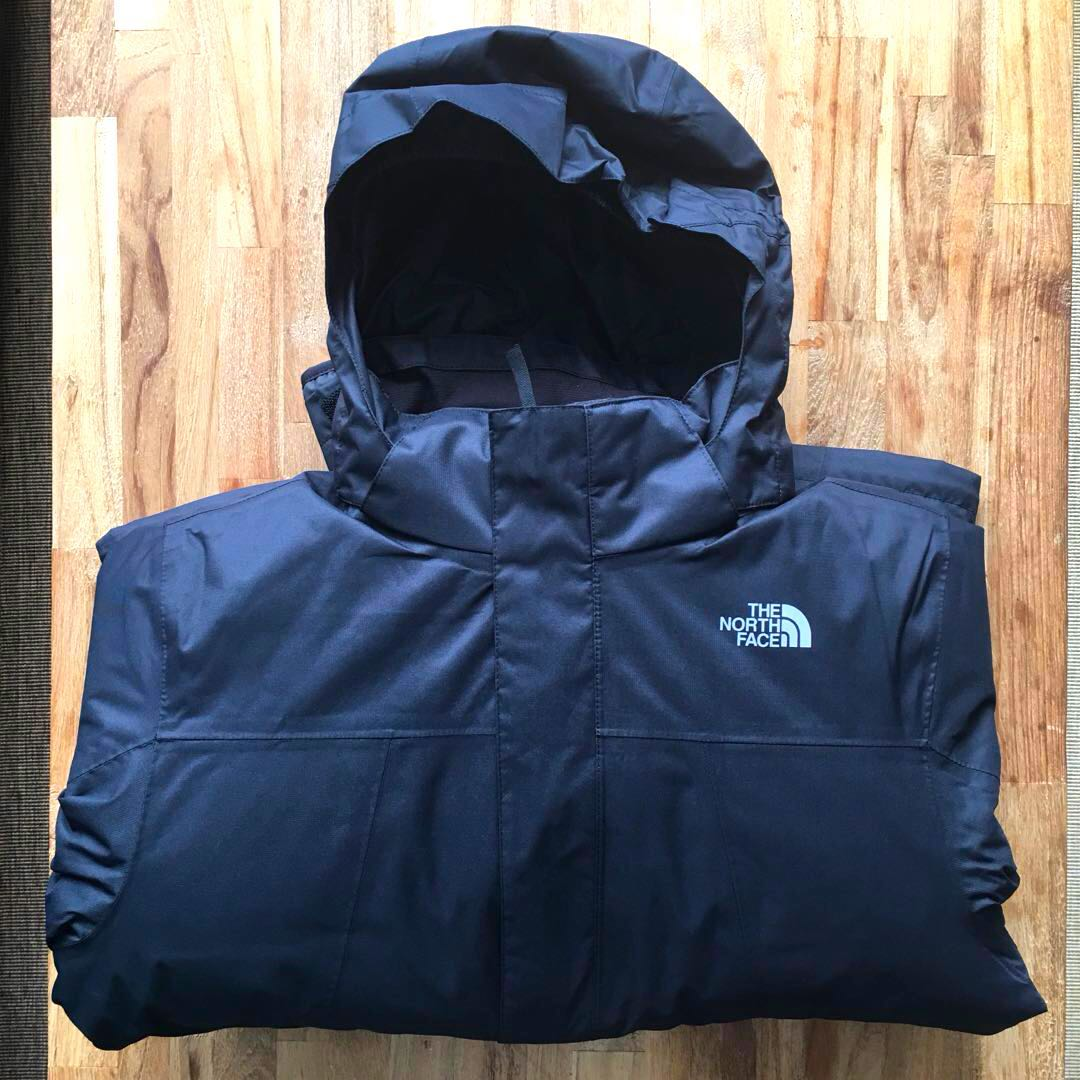 1127c234548b BNWT The North Face Boy s Abbit Triclimate 4-in-1 Jacket - Large (14 ...