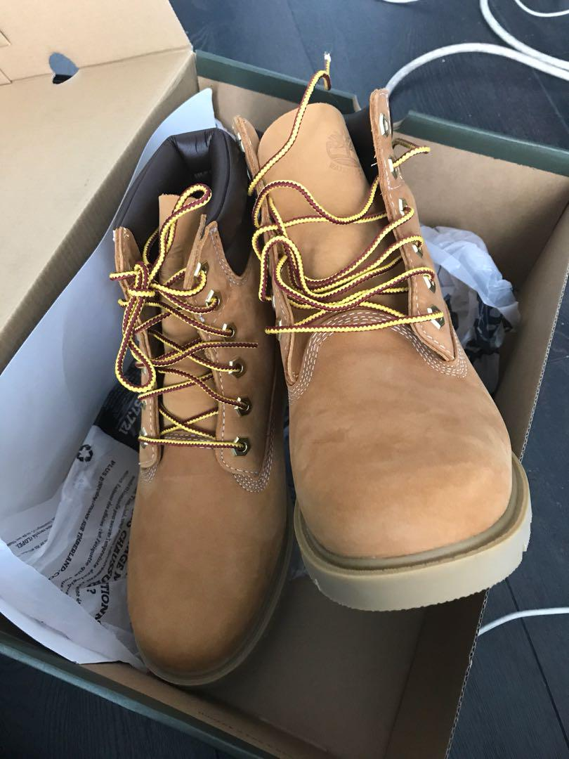 Brand New in Box Timberland boots size 7 women's