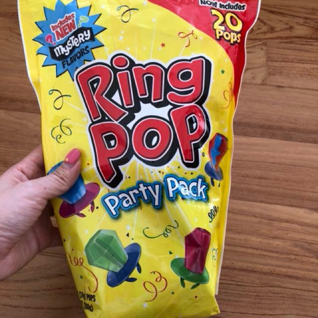 Candy Ring Pop