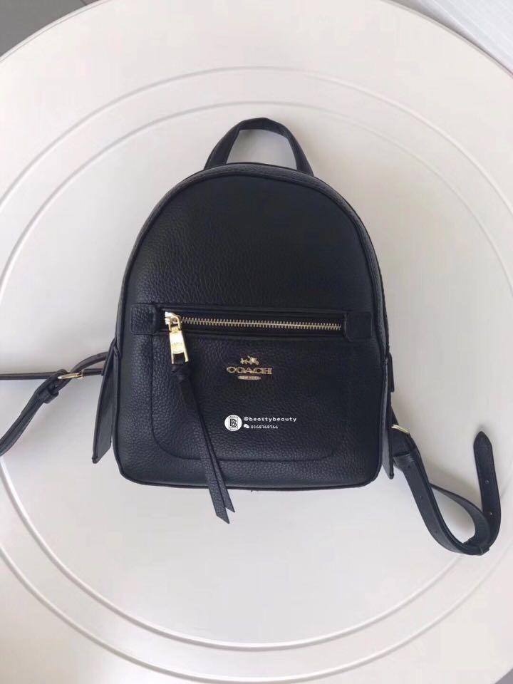 6996919edb Coach Andi Backpack - dark blue