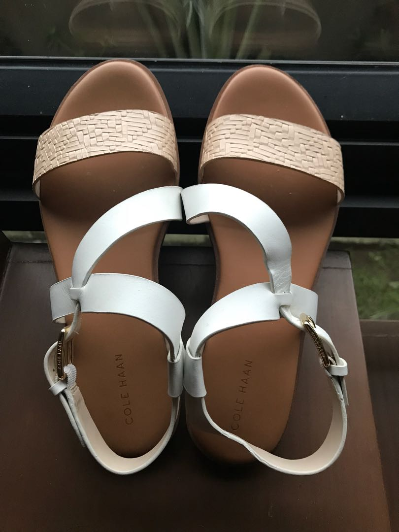 6858c43b5d7 Cole Haan Strappy Sandals