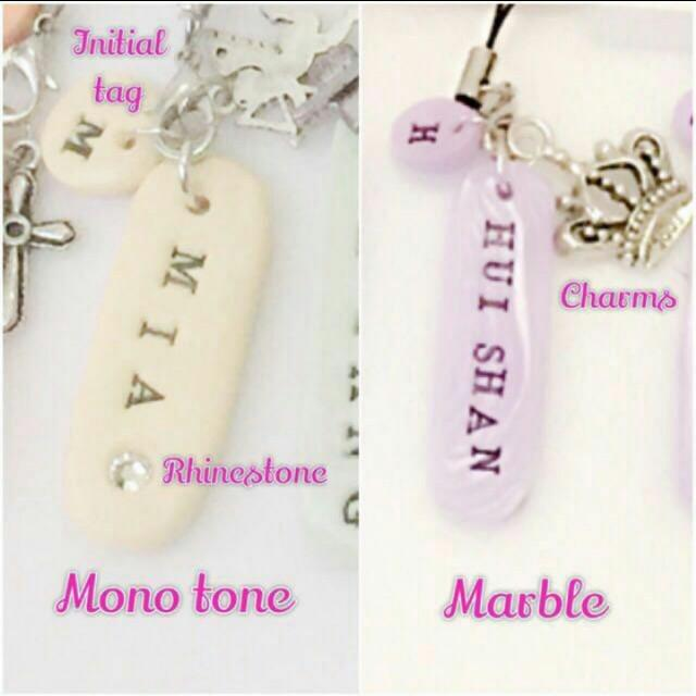 Customised Charms Name Tags!⛤Children's Day Promo!⚘ Free Charm Per Tag!🏵