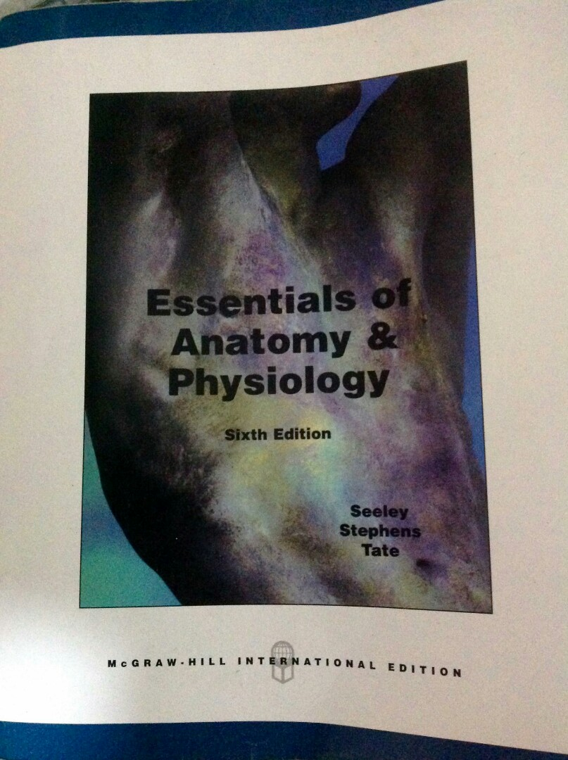 Essentials of Anatomy and Physiology by Seeley, Textbooks on Carousell