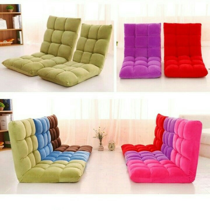 photo photo ...  sc 1 st  Carousell & Floor Chair sofa chair tatami chair tatami sofa korea sofa ...