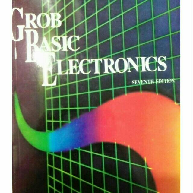Grob Basic Electronics 7th Ed Textbooks On Carousell