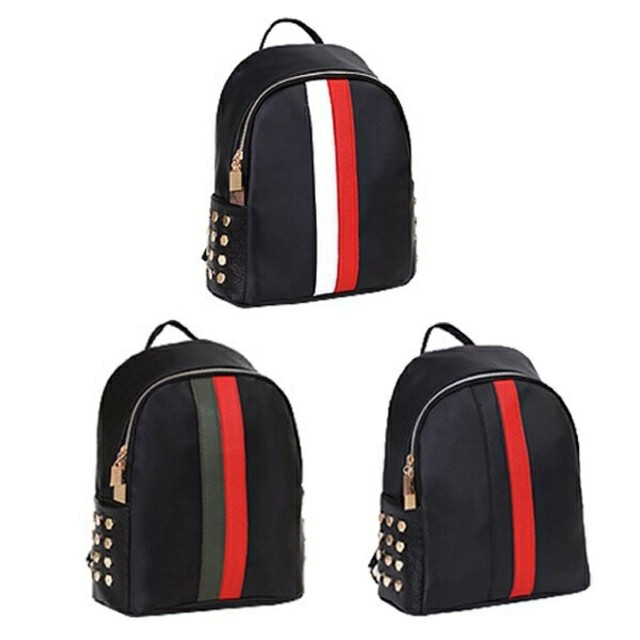 f7ba167da8d1 Gucci Inspired Backpack