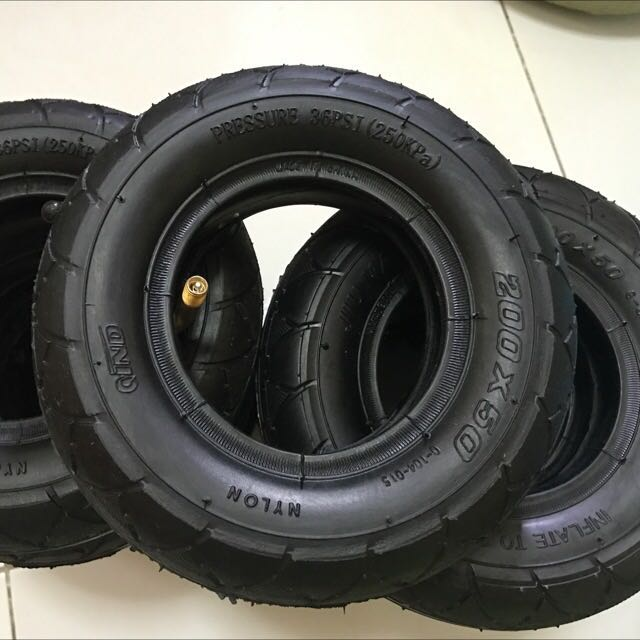 Cheap Brake Jobs >> Hougang cheap tube and tyre change of e-scooter/e bike, Bicycles & PMDs, Personal Mobility ...