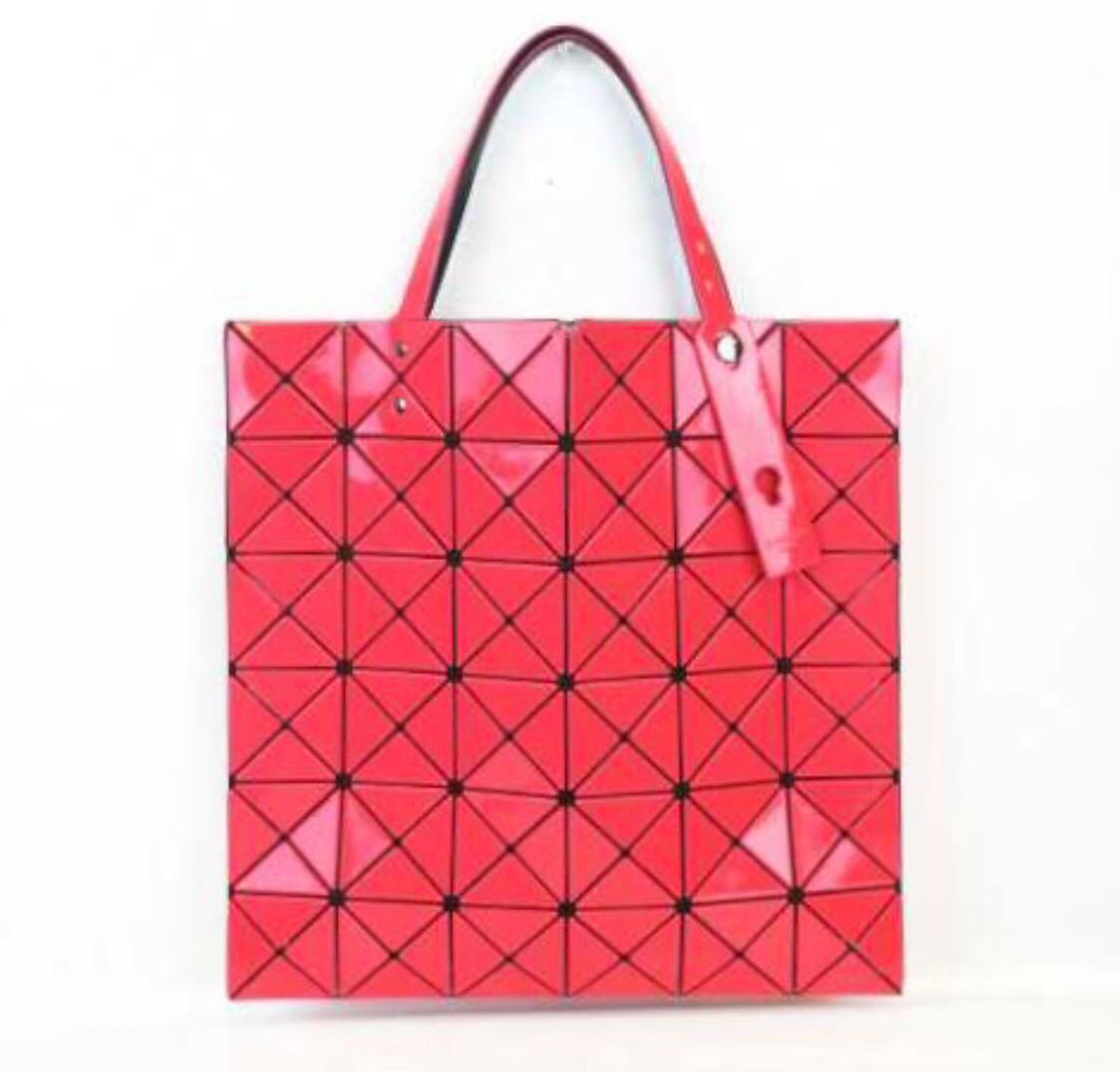 Issey Miyake Baobao Lucent with Colour (red pink) 328eb052fbc76