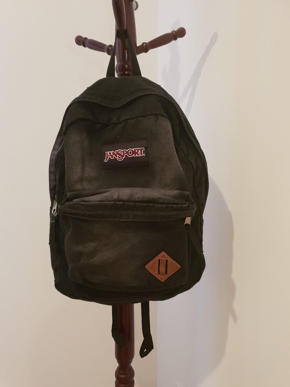 Jansport Backpack, Luxury, Bags & Wallets, Backpacks on