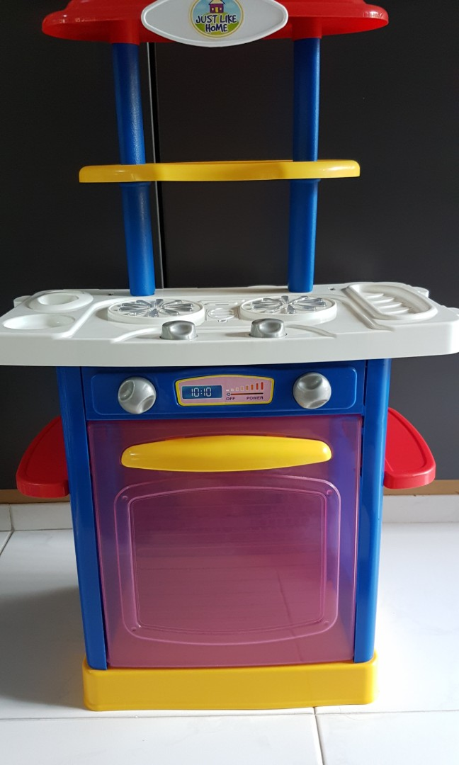 Just Like Home Kitchen Set Toys Games Others On Carousell
