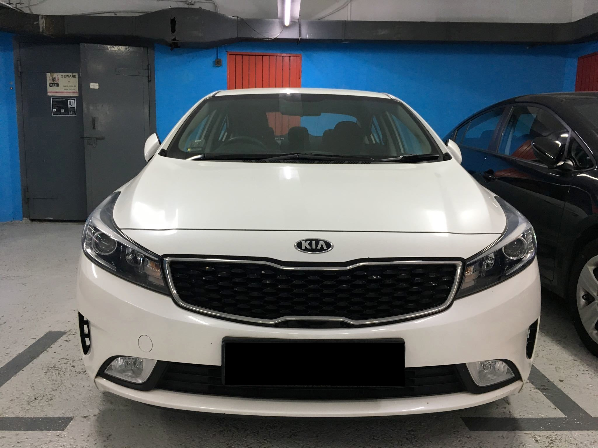 Kia Cerato K3 16 Auto L Cars For Sale On Carousell 2013 Under Hood
