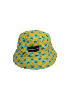 Life Without Andy Pineapple Bucket Hat 2b9dfd88dce