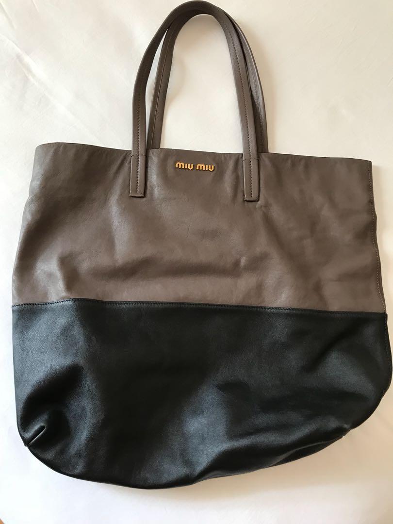 2abe5653028b6 Miu Miu Tote bag, Women's Fashion, Bags & Wallets, Handbags on Carousell