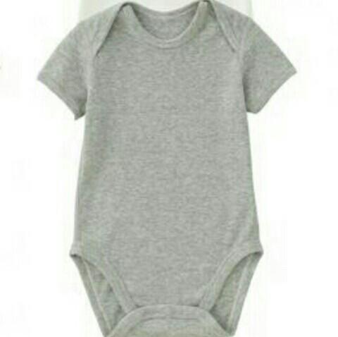 207fa1a97 Newborn Crew Neck Short Sleeve Bodysuit, Babies & Kids, Babies ...