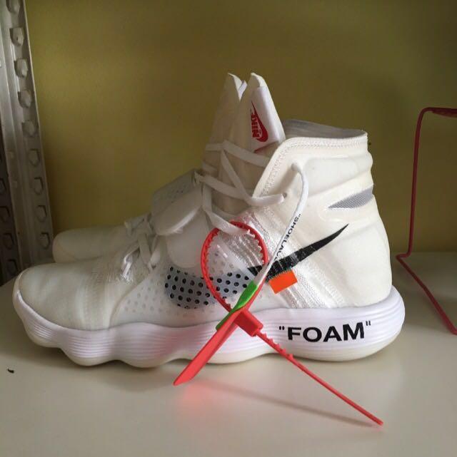 6e03ffe282370 Nike Off White Hyperdunks