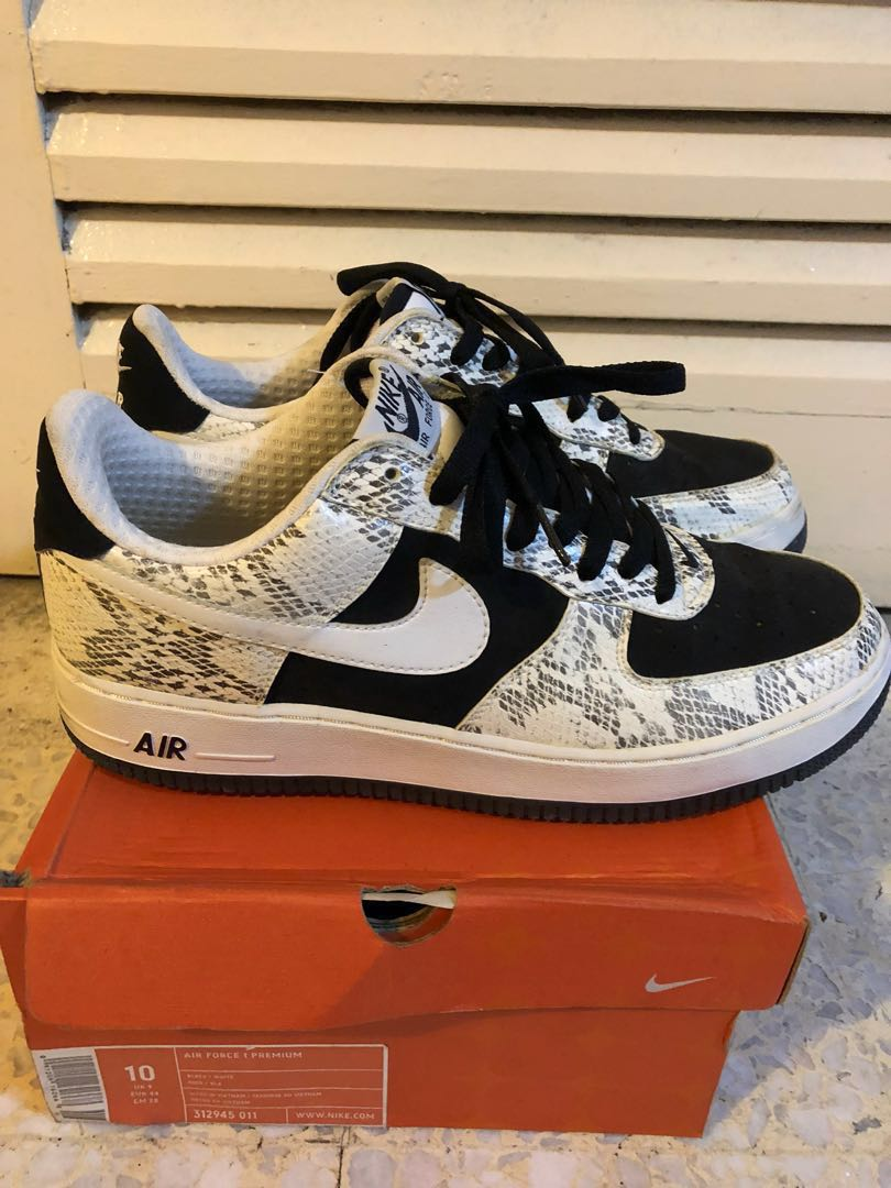 cc51091f1980  Price DROP  Nike Air Force 1 un-cocoa snakeskin