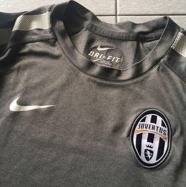 Rare Authentic Nike Juventus Training Jersey, Sports, Sports