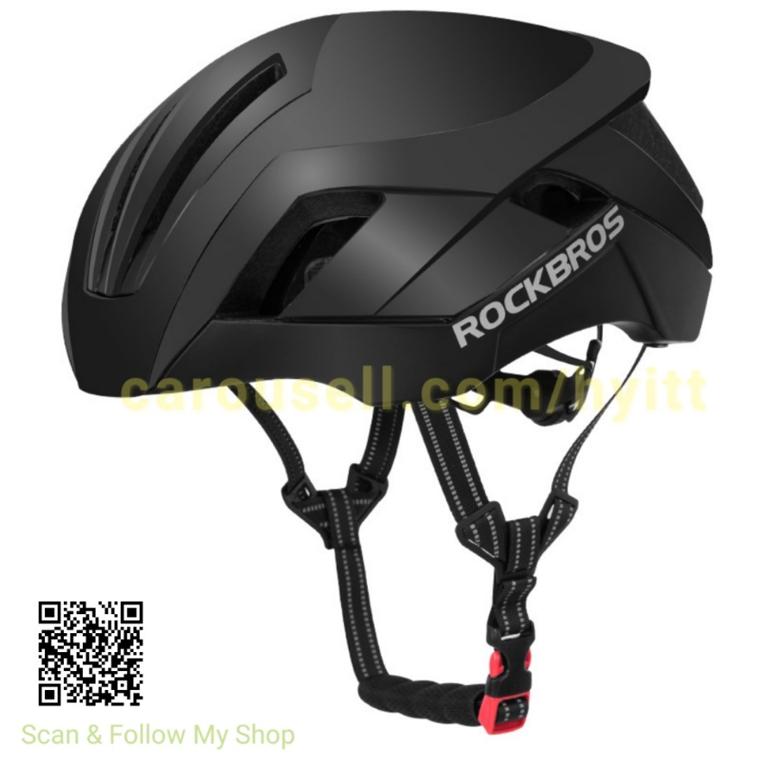 Rockbros Bicycle Helmet Mtb Helmet Bicycles Pmds Parts