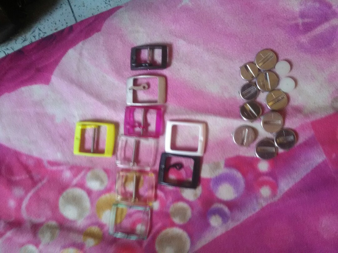 Swatch buckle n tutup batere