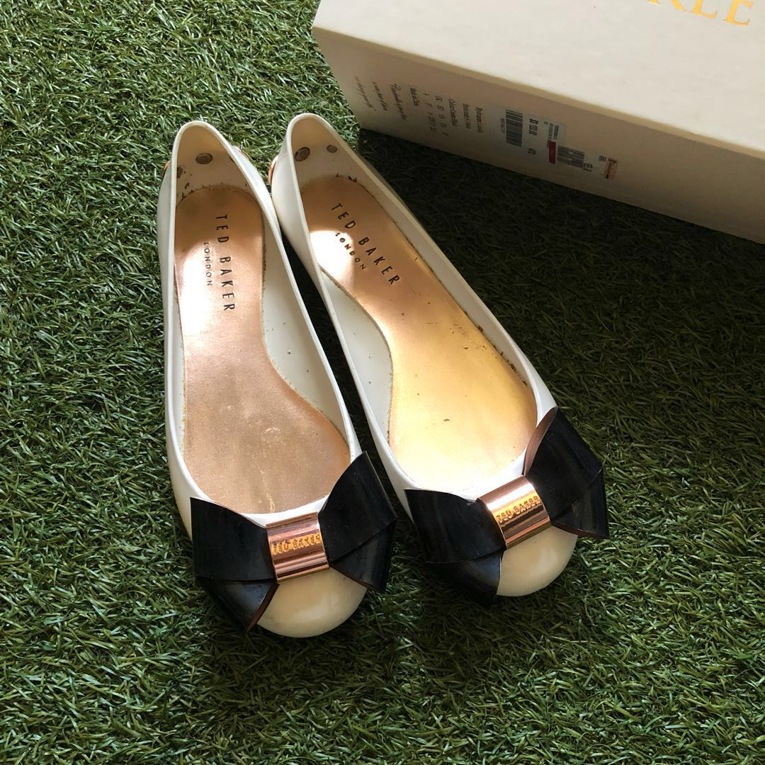 bc618cf8e Ted baker Twinkle Toes Jelly flats