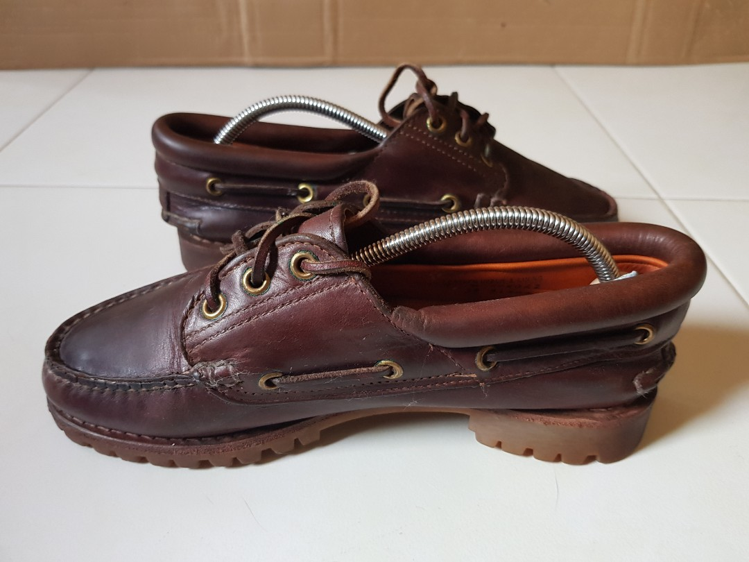 2c3d00bed4b Timberland Women Boat Shoes UK 5.5