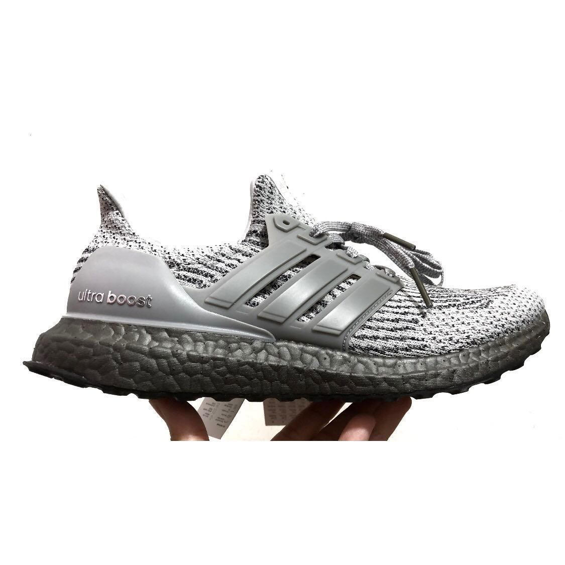 bbf64c2be 🥈UNUSED Adidas Ultraboost 3.0 Triple Grey CG3041