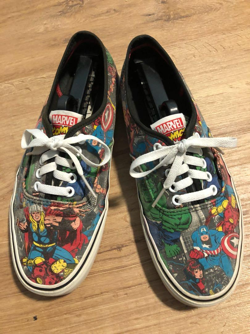 Vans (Men's) - Avengers Shoes, Men's