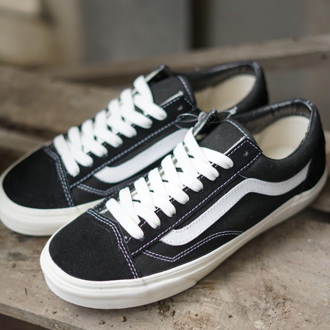 0d3e83d62c Vans Oldskool Style 36 Marshmallow (Black White)