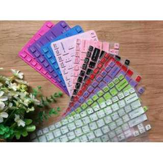🚚 華碩Asus vivobook x510UQ 窄邊框 彩色注音鍵盤膜
