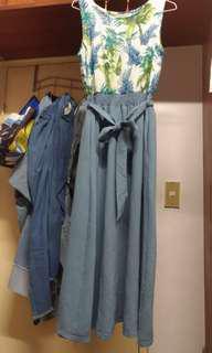 🚚 夏日韓風洋裝