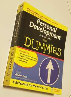 Personal development for Dummies