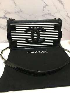 🚚 Chanel 走秀積木包