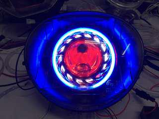 🚚 Jbubu 魚眼燈具組 整套3500