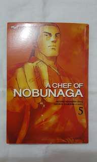A Chef of Nobunaga no.5