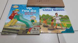 Oxford reading tree book
