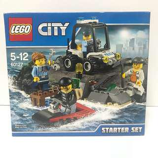 LEGO 60127 Prison Island Starter Set city 樂高
