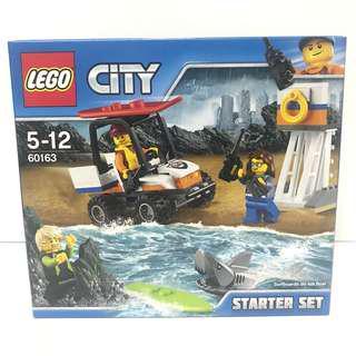 LEGO Coast Guard Starter Set (60163) city 樂高