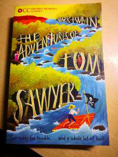 🚚 Mark Twain - The Adventures of Tom Sawyer