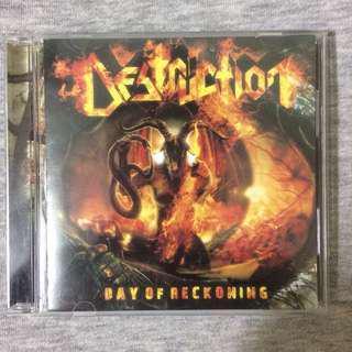Destruction - Day Of Reckoning