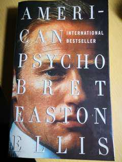 🚚 Bret Easton Ellis - American Psycho