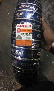 Corsa Tyre